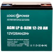 Тяговый свинцево-кислотный аккумулятор LP 6-DZM-20_0