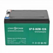 Тяговый свинцово-кислотный аккумулятор LP 6-DZM-12_0